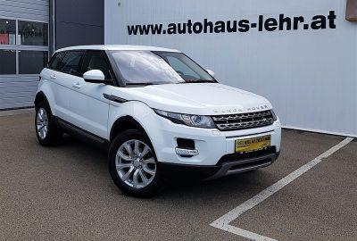 Land Rover Range Rover Evoque Pure Tech 2,2 TD4 Aut. bei Autohaus Lehr GmbH in