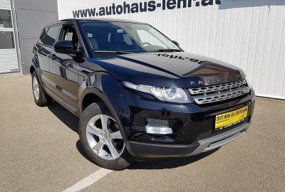Land Rover Range Rover Evoque //Allrad//Xenon-Scheinwerfer// bei Autohaus Lehr GmbH in