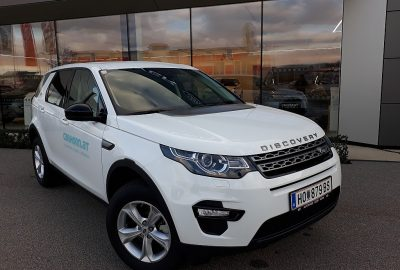 Land Rover Discovery Sport 2,0 TD4 4WD Pure Aut. bei Autohaus Lehr GmbH in