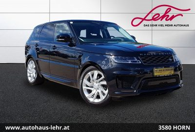 Land Rover Range Rover Sport 3,0 SDV6 HSE Dynamic Aut. bei Autohaus Lehr GmbH in