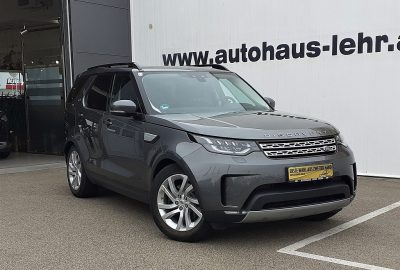Land Rover Discovery 5 2,0 SD4 HSE Aut. 7 Sitze bei Autohaus Lehr GmbH in