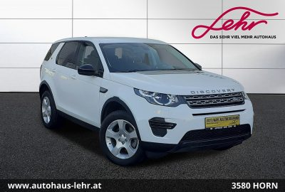 Land Rover Discovery Sport 2,0 eD4 Pure e-Capability //Navi// Klimaautomatik// bei Autohaus Lehr GmbH in