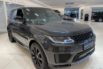 Land Rover Range Rover Sport 3,0 i6 D250 MHEV HSE Aut. bei Autohaus Lehr GmbH in