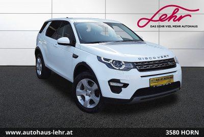 Land Rover Discovery Sport 2,0 //Xenon- Scheinwerfer// Navi// SE bei Autohaus Lehr GmbH in