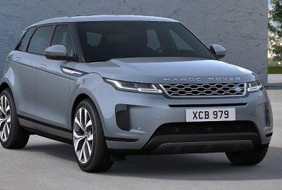 Land Rover Range Rover Evoque SE D165 Aut. bei Autohaus Lehr GmbH in