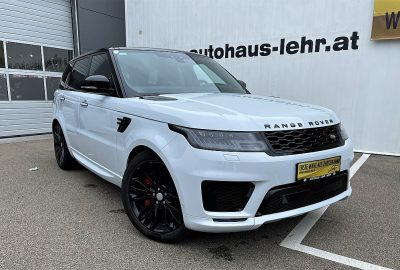 Land Rover Range Rover Sport 2,0 Si4 PHEV Autobiography Dynamic bei Autohaus Lehr GmbH in